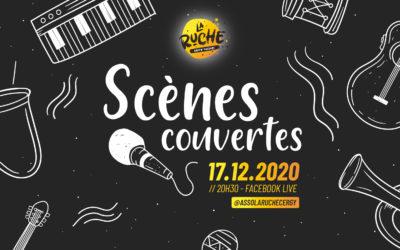 Scènes Couvertes [17.12.2020]