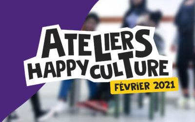 Ateliers Happyculture • Vacances de février 2021