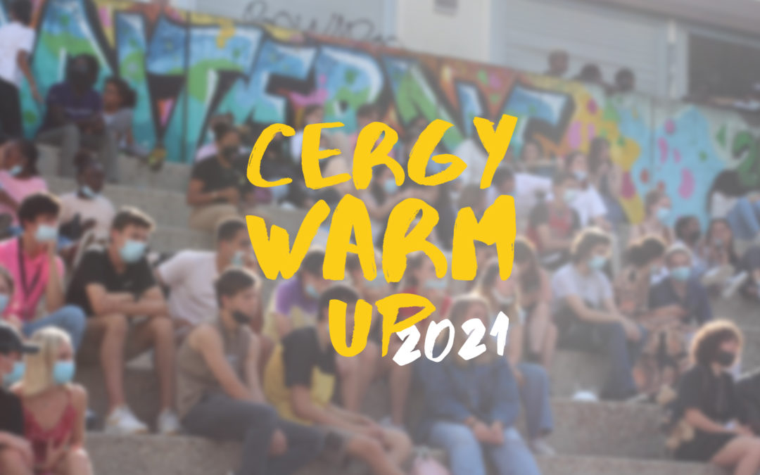 RETOUR  • Cergy Warm Up 2021